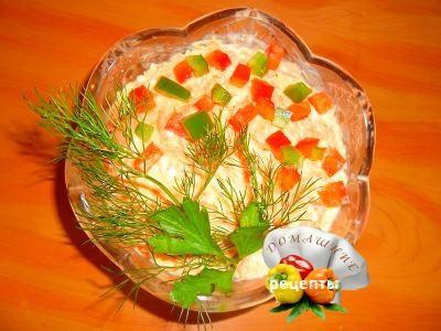 Салат из моркови с сыром и чесноком рецепт с фото пошаговый