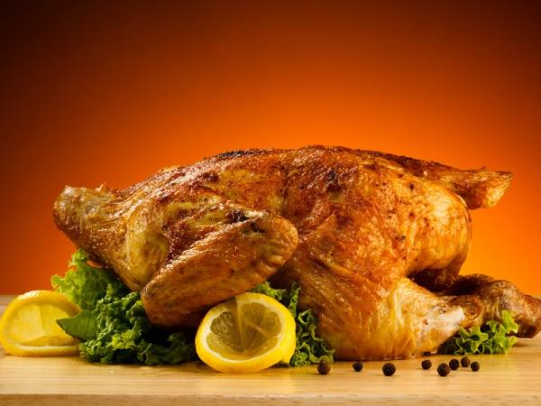 Курица полезные советы курица жареная с корочкой