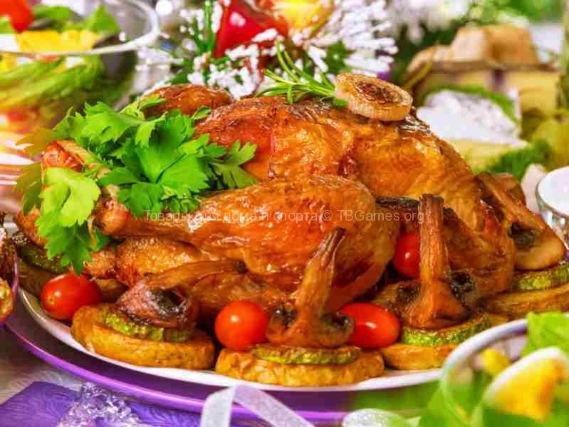 жареная курица с корочкой рецепты