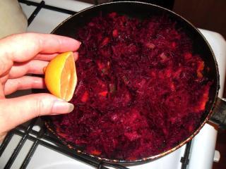 лимон добавить в обжарку для борща