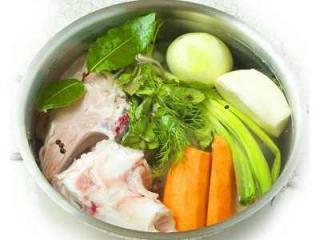 Как приготовить бульон основу для супов рецепт с фото пошаговый