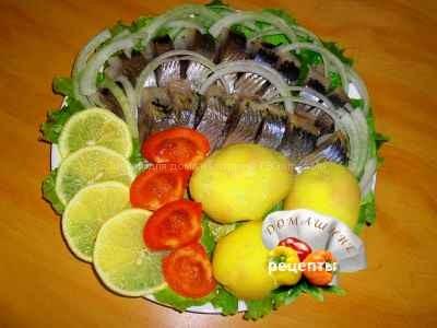 Как приготовить селедку с картошкой и луком рецепт с фото пошаговый