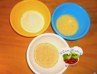три вида панировки для котлет мука сухари яйца