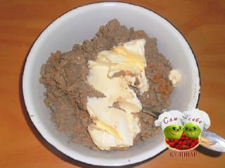 паштет из печени в домашних условиях - рецепт с фото