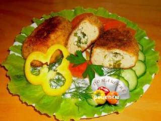 Как приготовить котлеты по киевски из фарша рецепт с фото