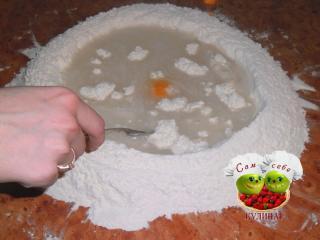 как приготовить тесто для вареников