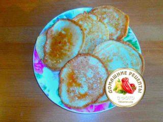 кабачковые оладьи рецепт с фото