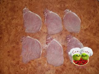 свиные отбивные