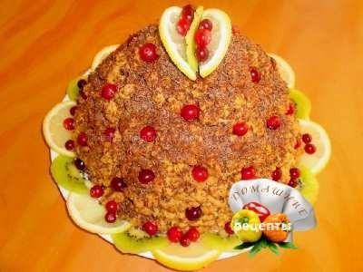 Торт Муравейник рецепт с фото классический