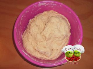 тесто для домашнего печенья