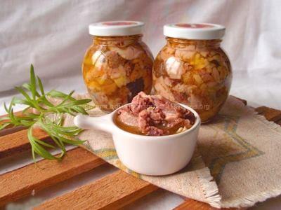 Домашняя тушенка из свинины рецепт с фото пошаговый
