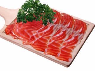 рыба нарезанная