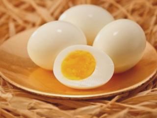 яйца вареные