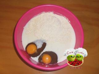 тесто для блинчиков из печени