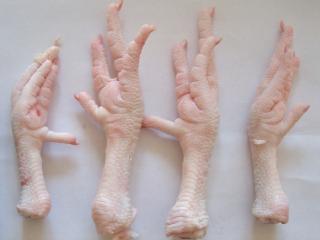 куриные лапы