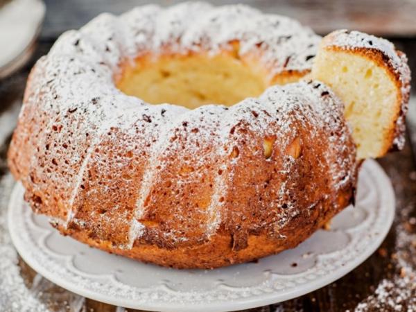 кекс творожный пошаговый рецепт с фото