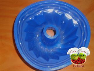 силиконовая форма для выпечки