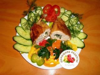 Как приготовить котлеты по киевски рецепт с фото пошаговый