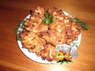 Рубленные куриные котлеты рецепт с фото