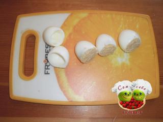 яйца фаршированные рецепты с фото