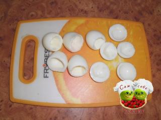 яйца без желтка