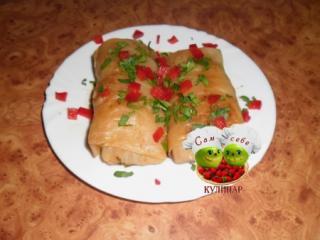 голубцы с фаршем и рисом - пошаговый рецепт с фото
