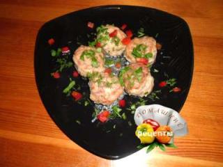 Как приготовить тефтели с рисом рецепт с фото пошаговый