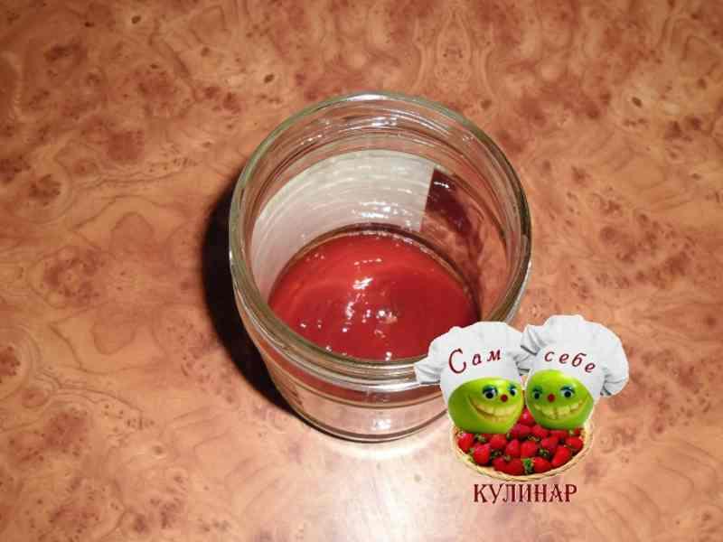 томатный соус в банке