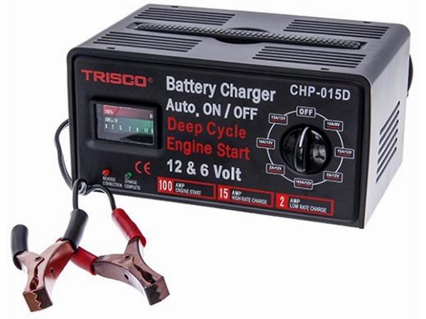 Пуско-зарядное устройство TRISCO