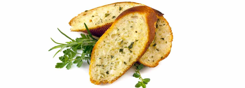 Блюда из хлеба рецепты с фото гренки с зеленью