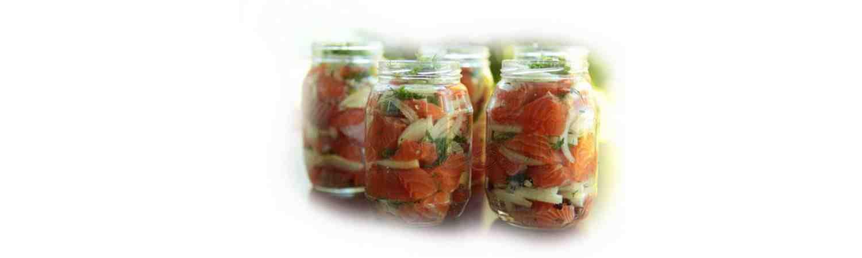 Домашние рыбные консервы рецепты с фото
