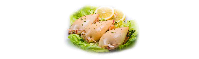 Кальмары рецепты с фото