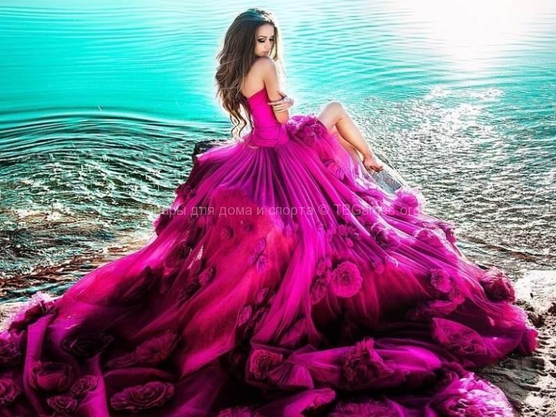 Виды модных платьев