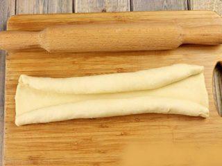 сворачиваем хачапури