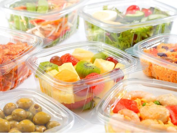 Как упаковать продукты питания