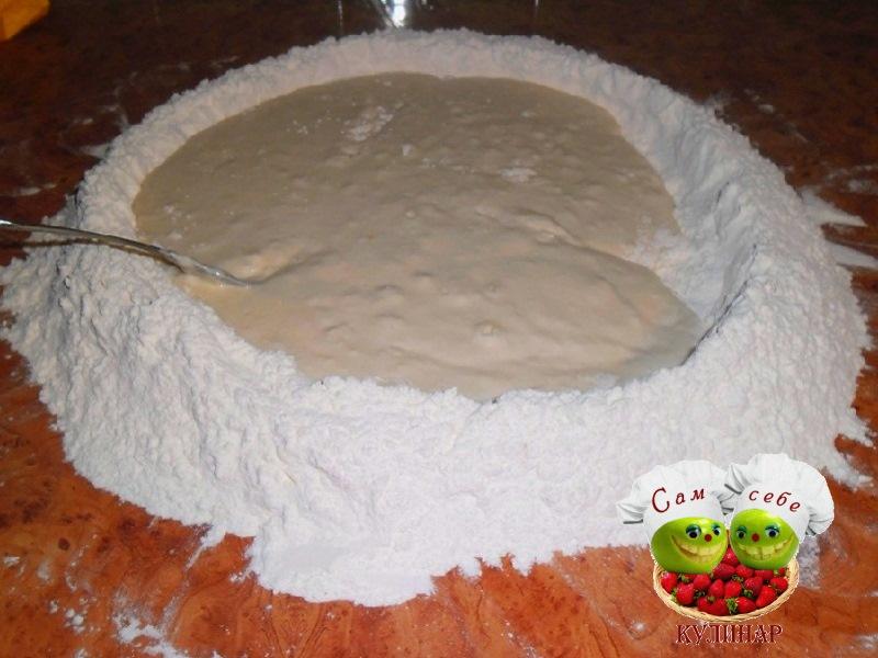 Тесто для пельменей рецепт на воде пошаговый рецепт с без яиц